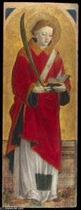 Vincenzo Foppa - St Stephen the Martyr