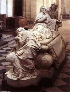 François Girardon - Monument of Richelieu (10)