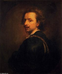 Anthony Van Dyck - Self-Portrait