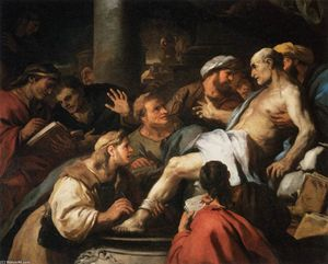 Luca Giordano - The Death of Seneca