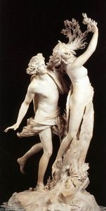 Gian Lorenzo Bernini - Apollo and Daphne