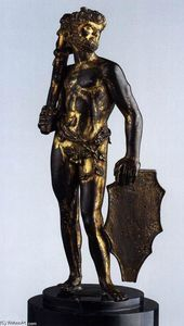Bertoldo Di Giovanni - Shield Bearer
