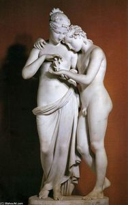 Antonio Canova - Cupid and Psyche
