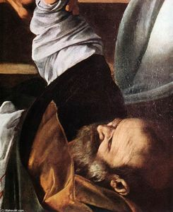 Caravaggio (Michelangelo Merisi) - The Martyrdom of St Matthew (detail) (13)