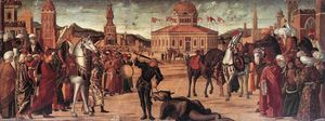 Vittore Carpaccio - The Triumph of St George