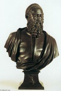Benvenuto Cellini - Bust of Bindo Altoviti