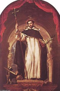 Claudio Coello - St Dominic of Guzman