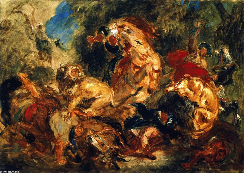 WebMuseum: Delacroix, Eugène - ibiblio