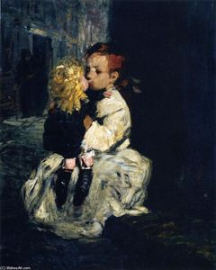 George Benjamin Luks - The Little Madonna