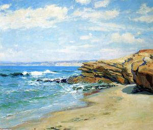 Guy Orlando Rose - La Jolla Beach