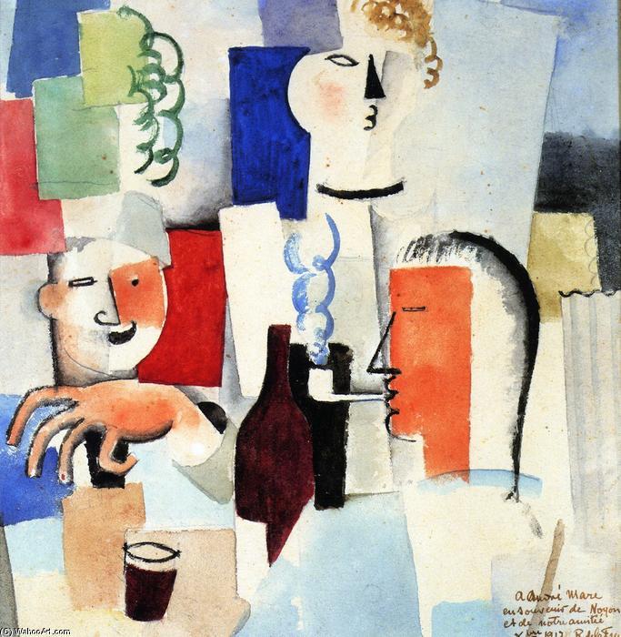 Jean Cocteau - Page 2 Roger-De-La-Fresnaye-La-Madelon