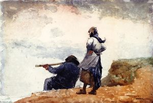 Winslow Homer - The Lookout