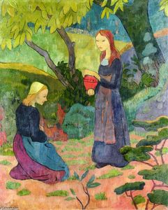 Paul Serusier - Madeline with the Offering