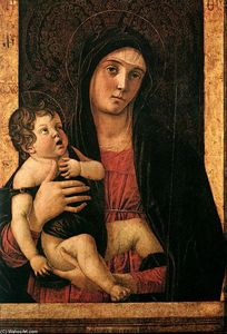 Giovanni Bellini - Madonna with Child