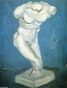 Vincent Van Gogh - Male Nude