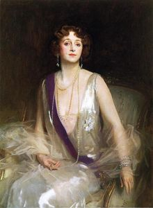 John Singer Sargent - The Marchioness Curzon of Kedleston