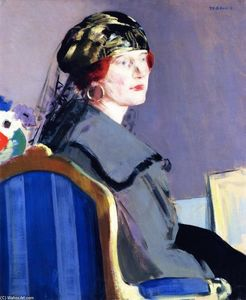 Francis Campbell Boileau Cadell - May Easter