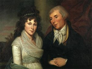 Charles Willson Peale - Mr. and Mrs. Alexander Robinson
