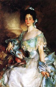 John Singer Sargent - Mrs. Abbott Lawrence Rotch