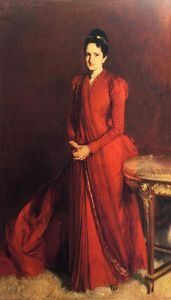 John Singer Sargent - Mrs. Elliott Fitch Shepard (also known as Margaret Louise Vanderbilt)