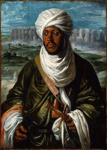 Peter Paul Rubens - Mulay Ahmad