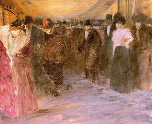 Jean Louis Forain - Music Hall