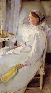 Cecilia Beaux - New England Woman