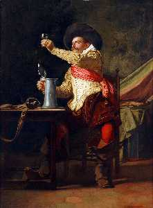 Eduard Charlemont - The New Wine