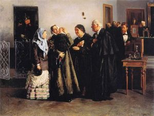 Vladimir Yegorovich Makovsky - Not Guilty
