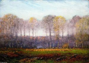 Dwight William Tryon - October Morning