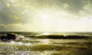 William Trost Richards - Off the South Shore