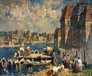Robert Spencer - The Old Wood Lot