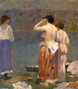 Robert Spencer - On the Bank