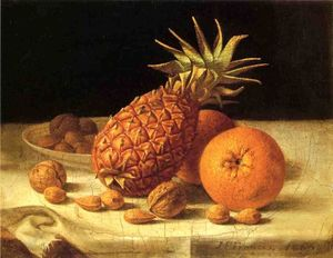 John F Francis - Oranges and Pineapple