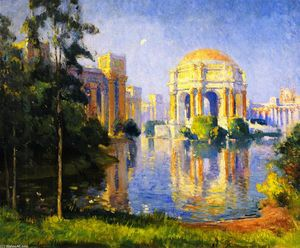 Colin Campbell Cooper - Panama-California Exposition