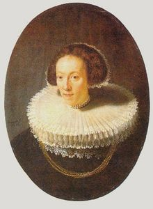 Rembrandt Van Rijn - Petronella Buys, Wife of Philips Lucasz.