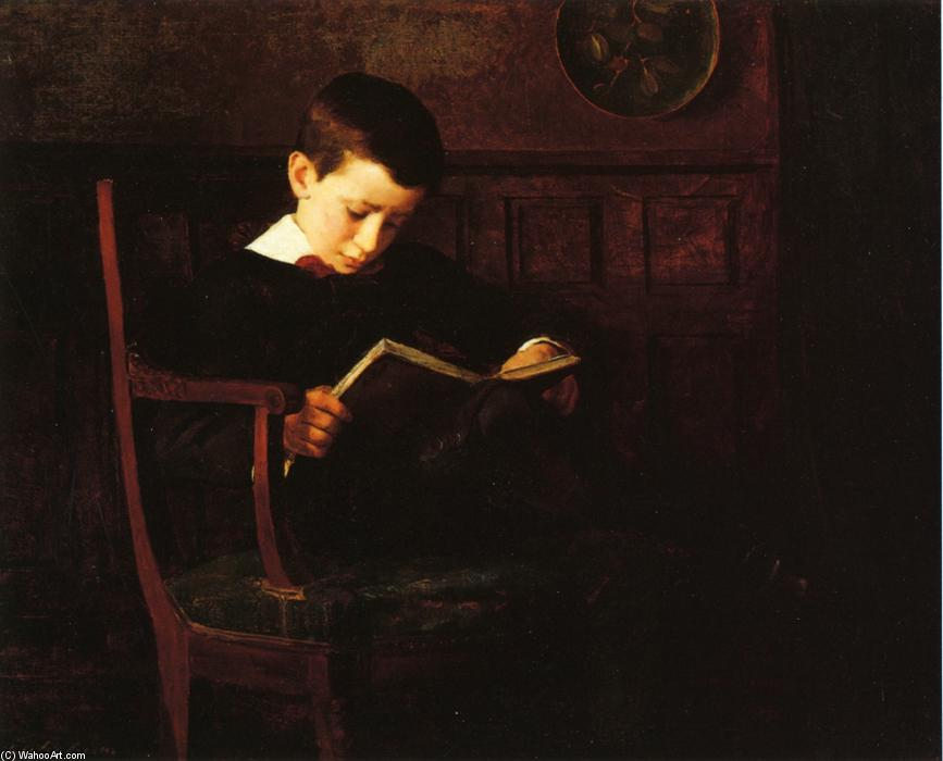 Phillip Van Ingen, 1885 by Cecilia Beaux (1855-1942, United States) | Painting Copy | WahooArt.com
