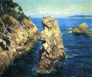 Guy Orlando Rose - Point Lobos