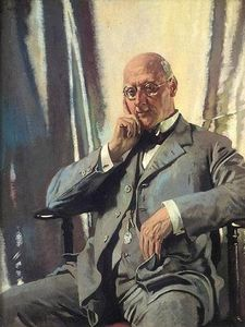 William Newenham Montague Orpen - Portrait of Mr Francis Henry Edward Livesay