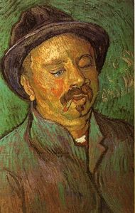 Vincent Van Gogh - Portrait of a One-Eyed Man