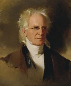 Thomas Sully - Portrait of Rembrandt Peale