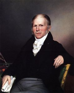 James Peale - Portrait of William Young