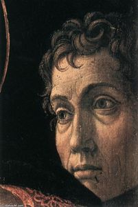 Andrea Mantegna - Presentation at the Temple (detail)