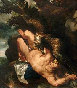 Peter Paul Rubens - Prometheus Bound
