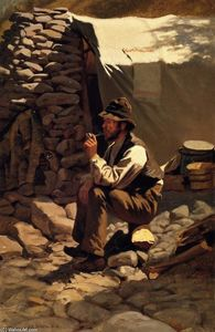 John George Brown - The Prospector