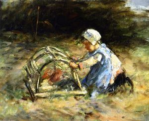 Robert Gemmell Hutchison - The Rabbit Hutch