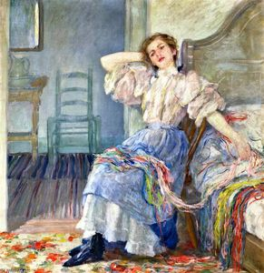 Robert Lewis Reid - Reminiscing