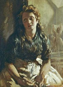 William Newenham Montague Orpen - Resting