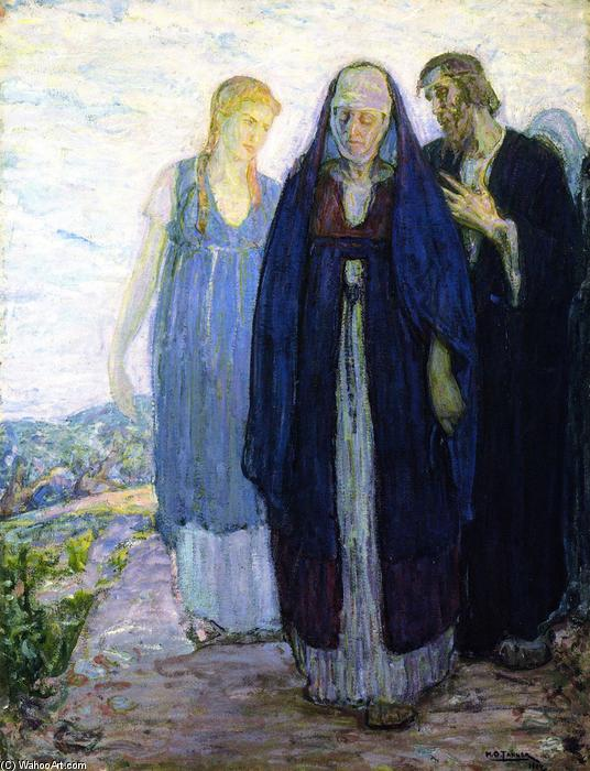 Return of the Holy Women, 1904 by Henry Ossawa Tanner (1859-1937, United States) | Museum Quality Reproductions | WahooArt.com
