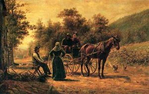 Edward Lamson Henry - Return to the Farm